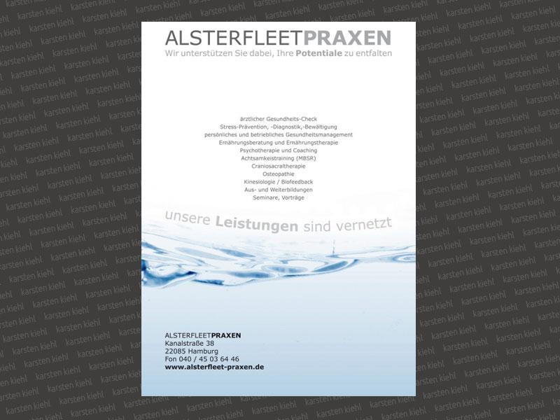 Flyer Alsterfleet Praxen
